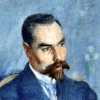 Рисунок профиля (Валерий Брюсов)