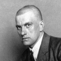 Рисунок профиля (Владимир Маяковский)