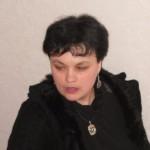 Рисунок профиля (Мари Шансон)
