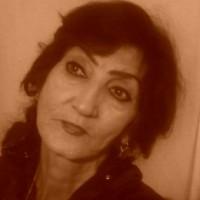 Рисунок профиля (Муфаззалхон Ходжаева Атаджановна)
